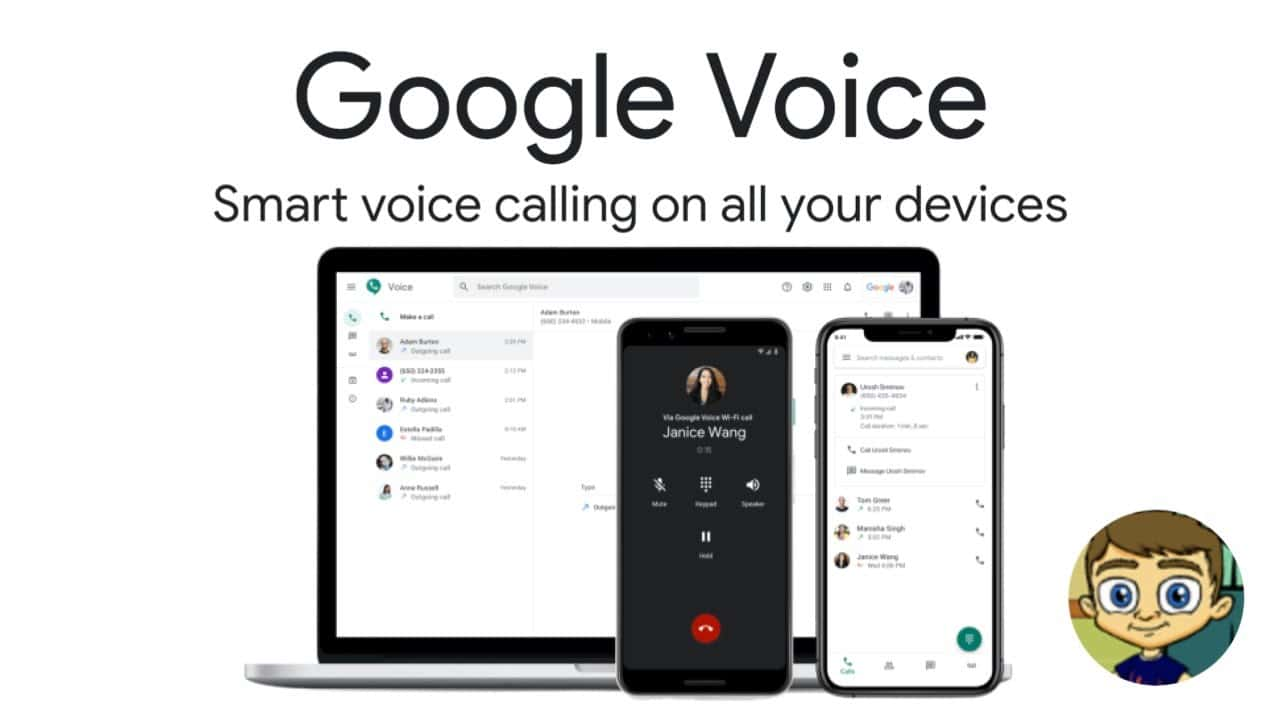 Free Google Voice Phone Number