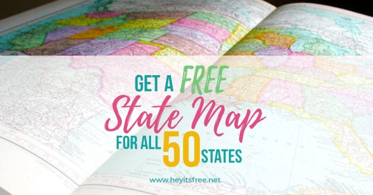Free State Road Maps