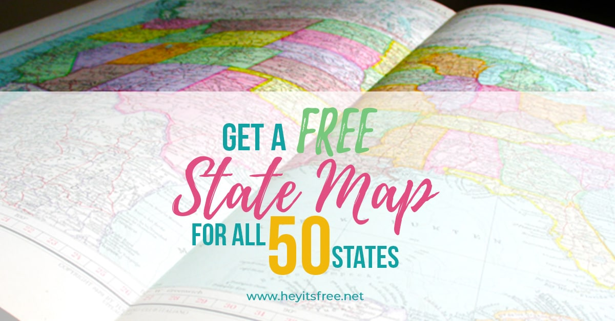 Free State Maps & Travel Guides