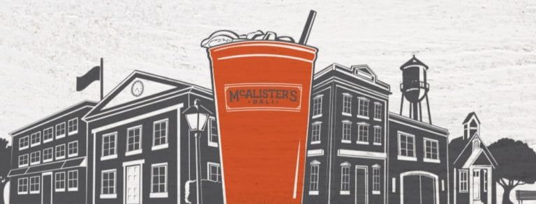 Free McAlisters Deli Iced Tea Day