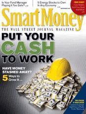 As seen in Smart Money Magazine