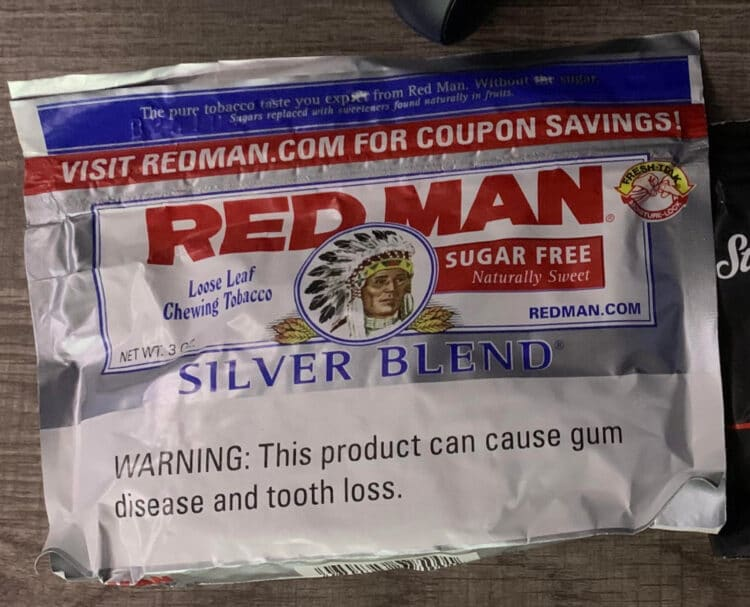 Free Redman Chewing Tobacco