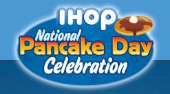 Free IHOP Pancakes