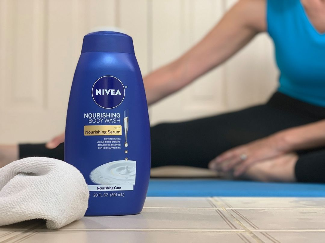 Free NIVEA Body Wash