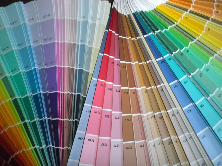 Free Paint Swatches Samples