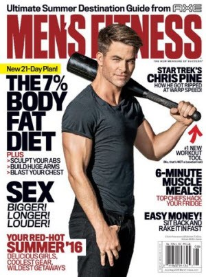 Free Men's Fitness Magazine Subscription