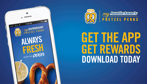 Auntie Anne's Birthday Freebie
