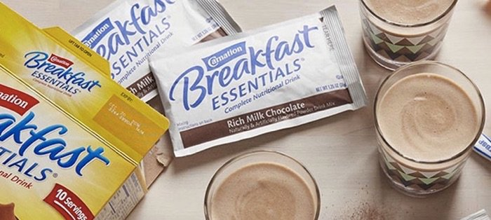 Free Carnation Breakfast Essentials