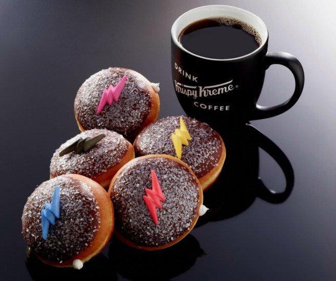 Free Krispy Kreme Birthday Doughnut