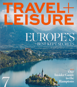 Free Travel + Leisure Magazine Subscription