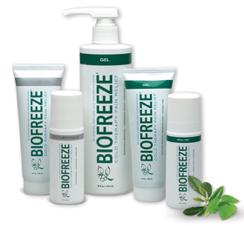 Free Biofreeze Pain Relief Gel