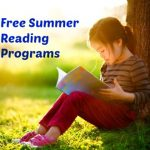 Free Kids Summer Reading Programs for free books and prizes
