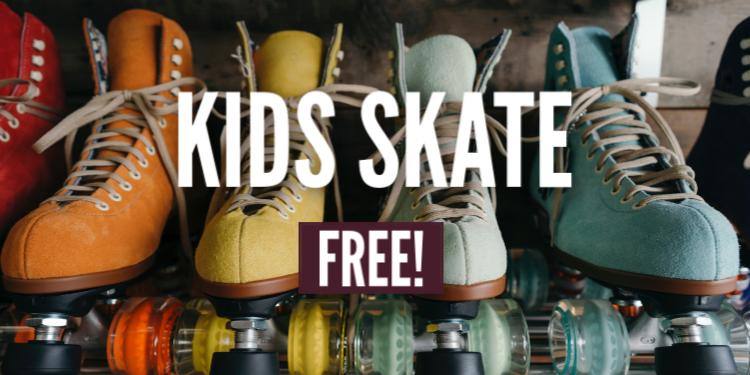 Kids Roller Skate Free