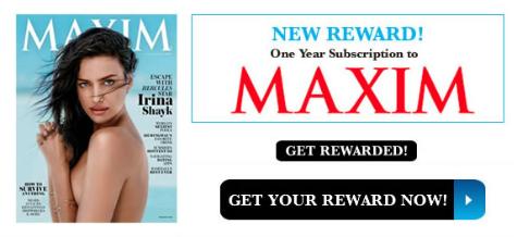 Free Maxim Magazines