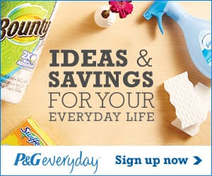 Free Procter & Gamble Coupons and Samples