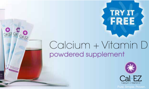 Free Cal-EZ Calcium Supplement