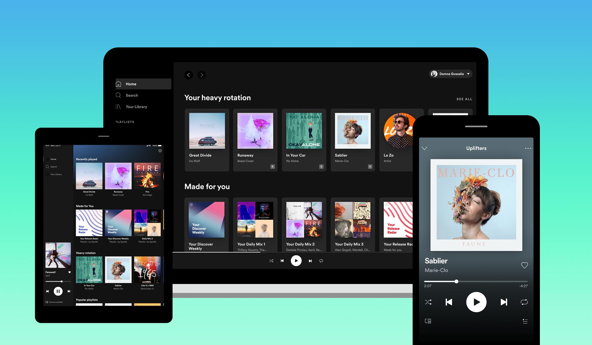 Free Spotify Premium Membership