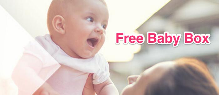 Free Sam's Club Baby Box