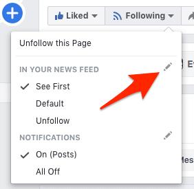 Get Facebook Page Updates Freebies Step 2.5
