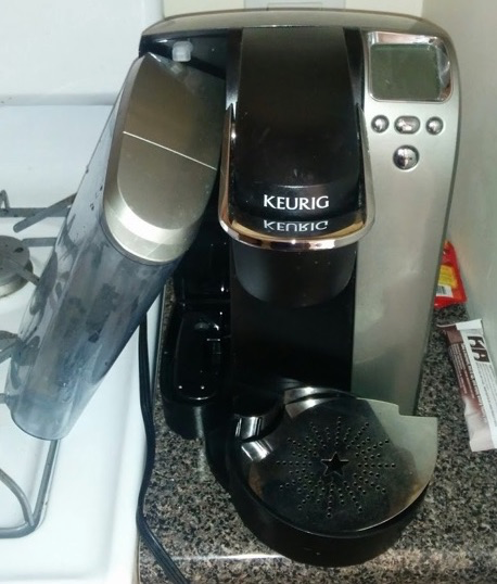 broken b70 keurig coffee maker