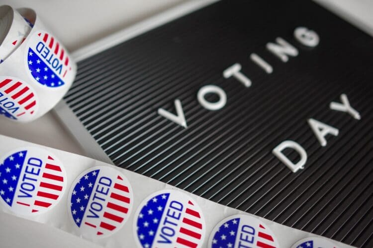 Election Day 2020 Freebies