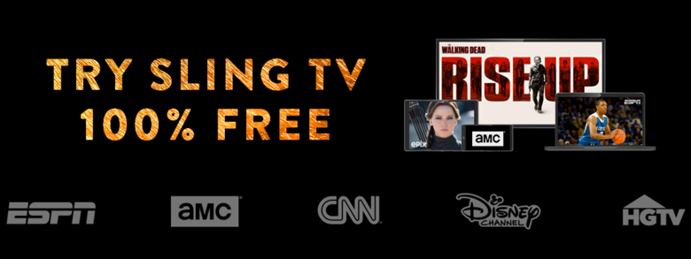 Free Sling TV