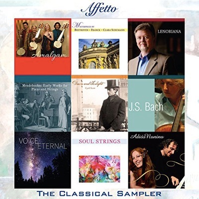 free classical sampler CD