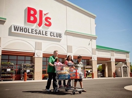 Free BJs Wholesale Membership