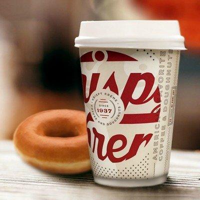 Free Krispy Kreme Coffee