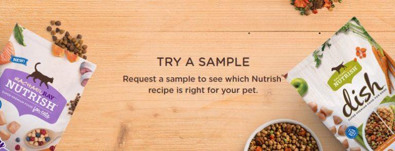 Free Nutrish Pet Food