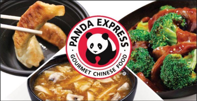 Free Panda Express Entree