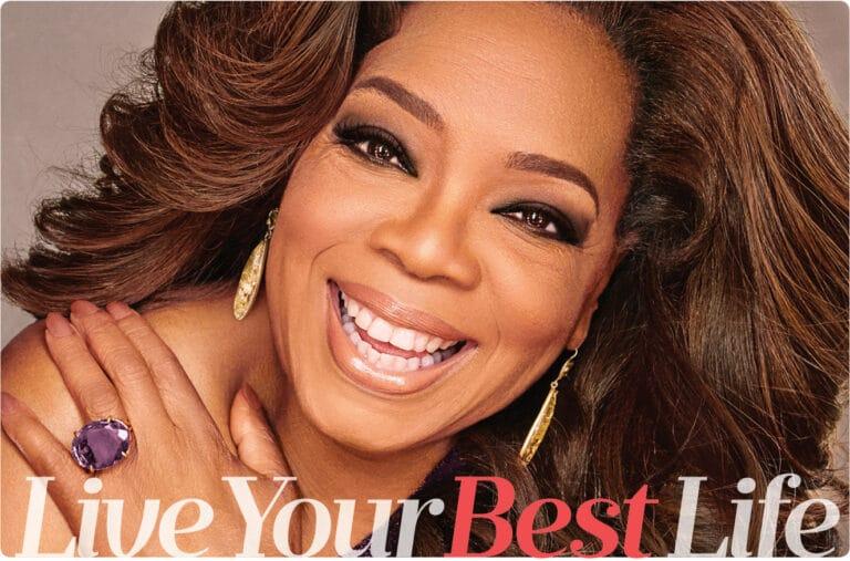 Free O, Oprah Magazine Subscription