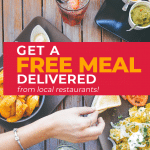 Free Meal Delivery Promo Codes