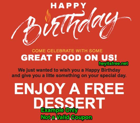 Back Yard Burgers Birthday Freebie