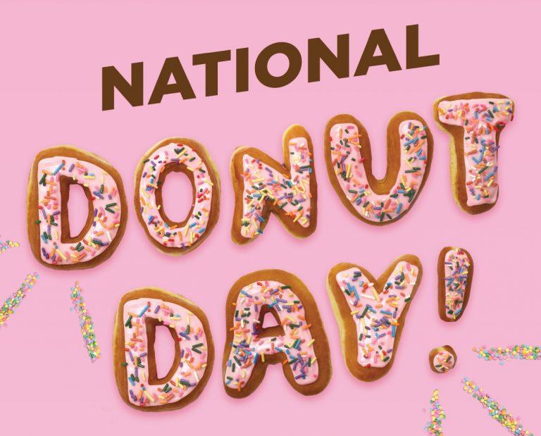 National Donut Day Freebies 2019