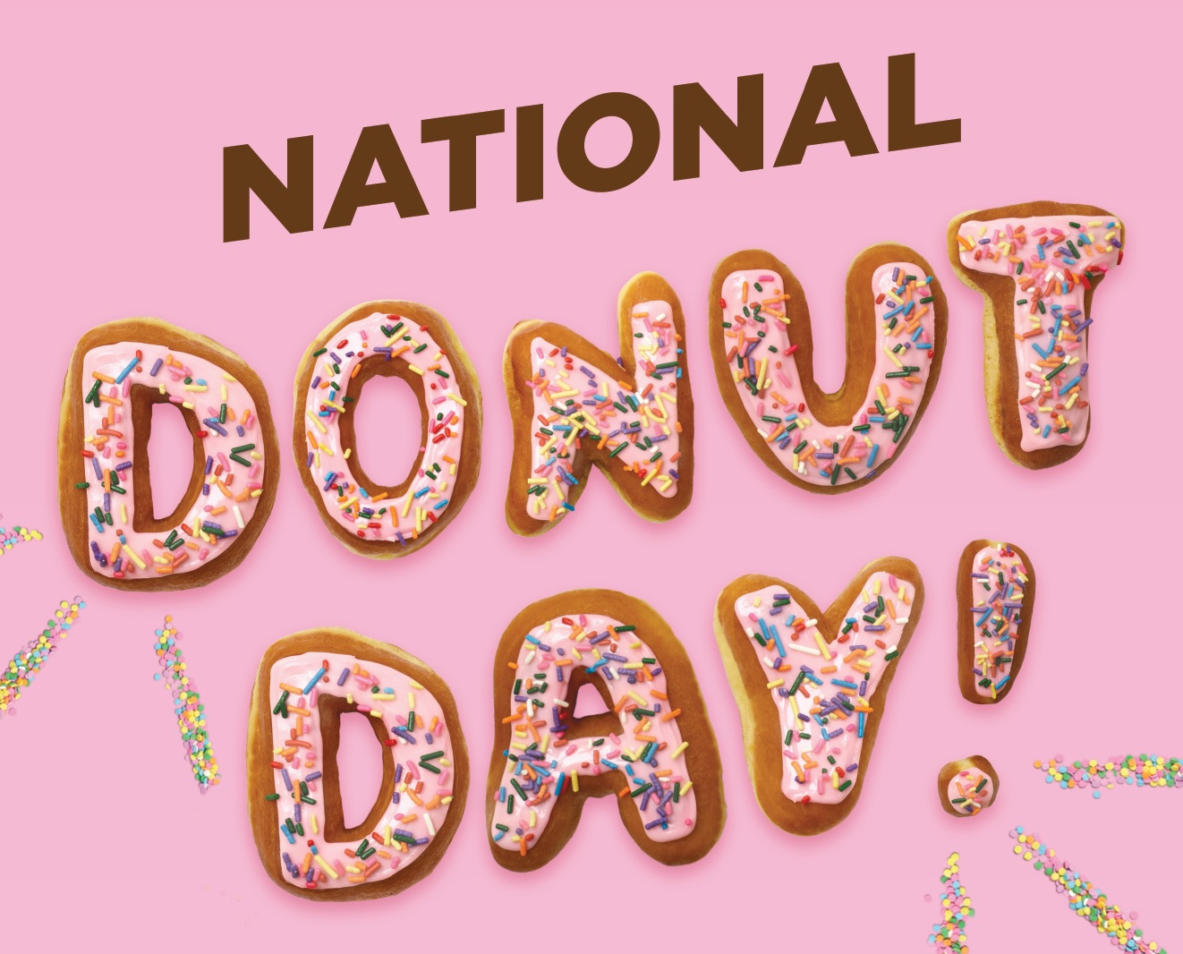 National Donut Day Freebies 2019