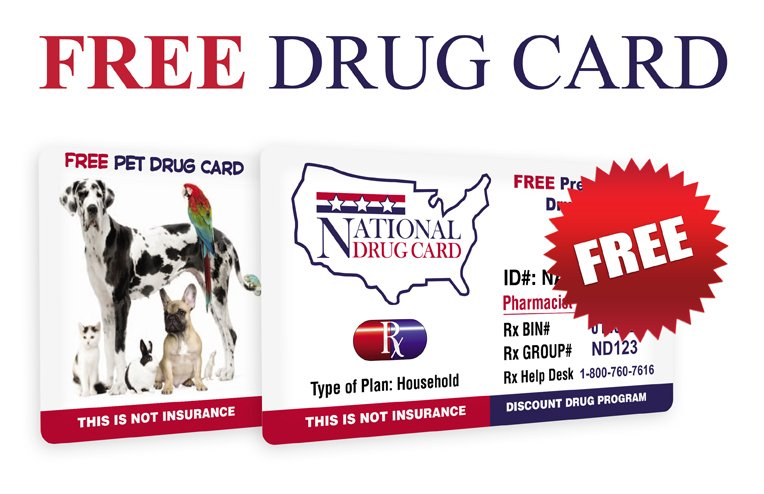 Free Prescription Drug Discount Card
