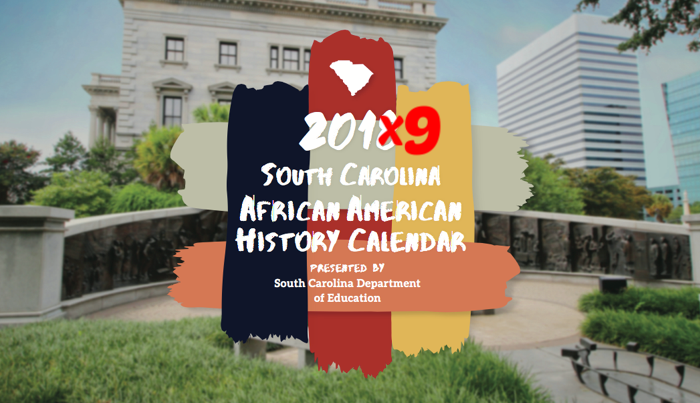 Free 2019 African American History Calendar