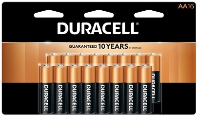 Free Duracell Batteries AA AAA Office Depot OfficeMax