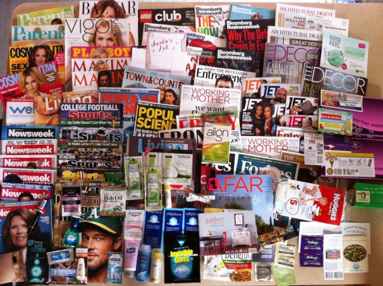 Free Magazine Subscriptions Available to Signup Today