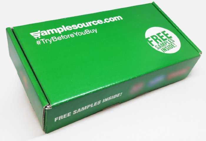 Free SampleSource Box