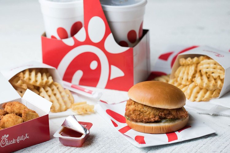 Free Chick-fil-A Sandwich DoorDash