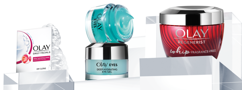 Free Olay Sample Pack