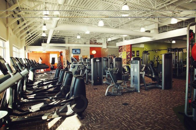 Free Anytime Fitness Guest Pass