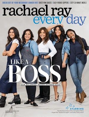 Free Rachael Ray Every Day Magazine Subscription