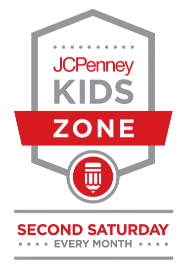 Free JCPenney Kids Zone Event