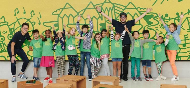 Free Apple Summer Kids Camp