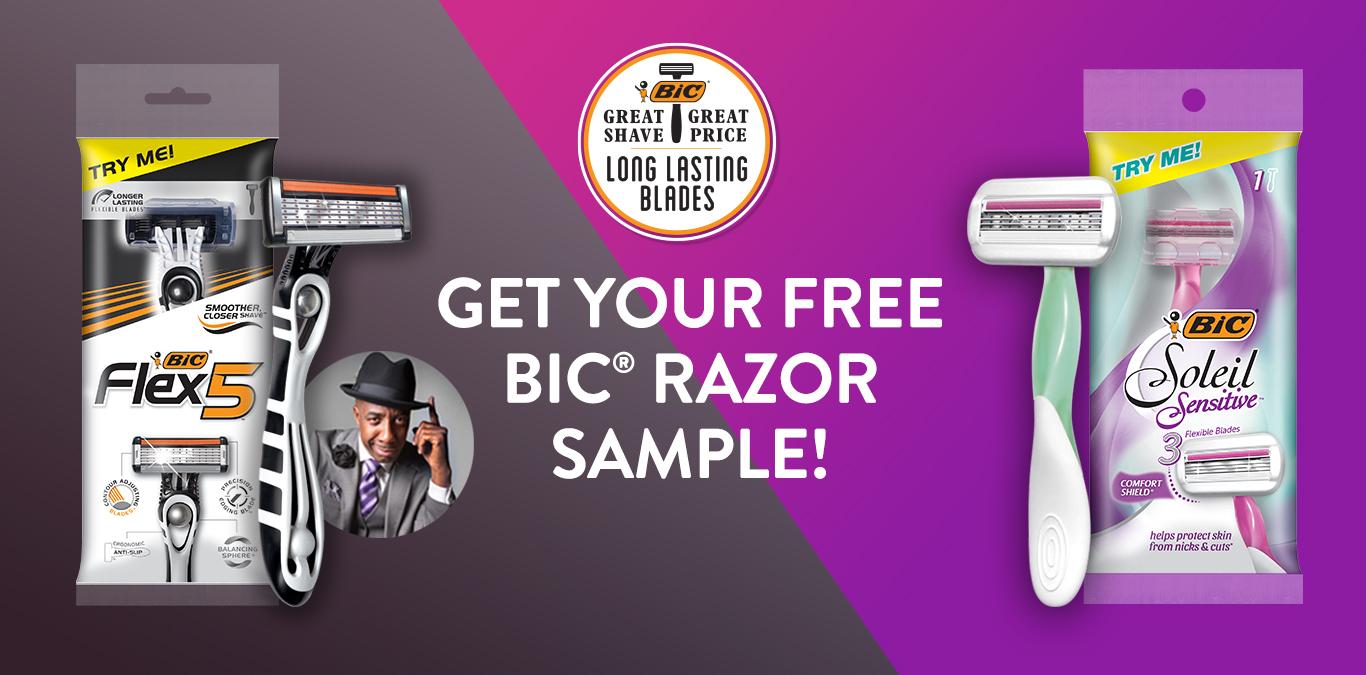 Free BIC Razor