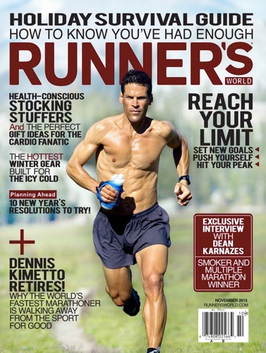 Free Runner's World Magazine Subscription