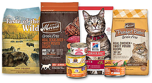 Petco Free Bag of Dog or Cat Food